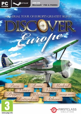 Discover Europe (for FSX and FS2004)