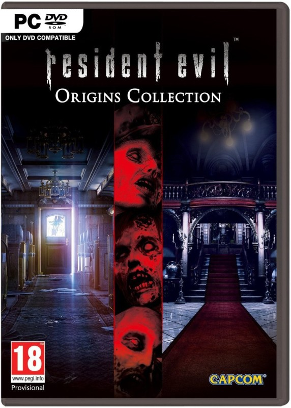 Resident Evil Origins Collection(for PC)