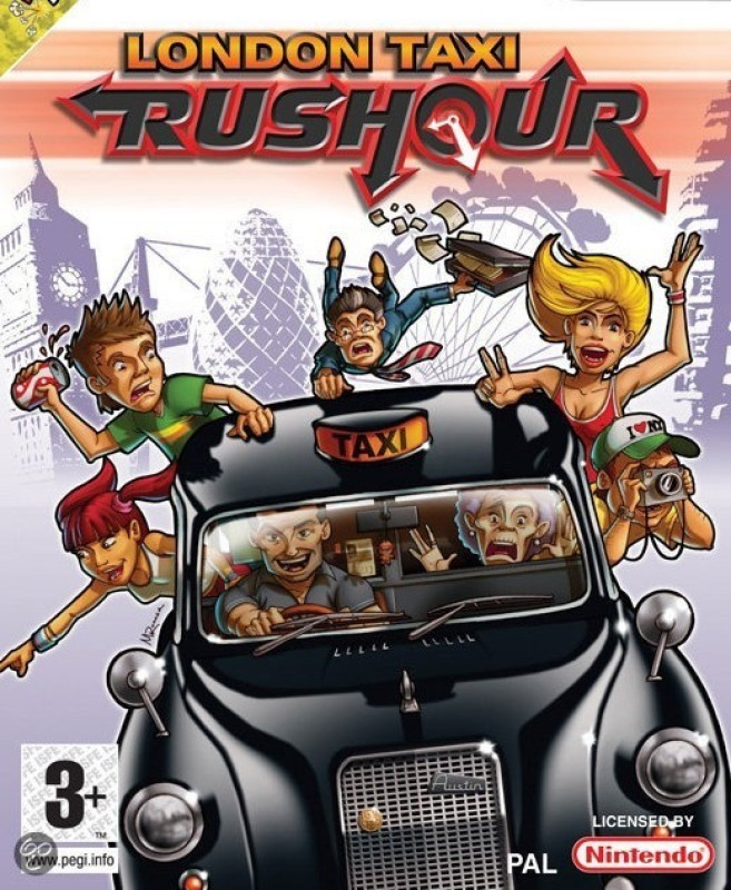 London Taxi Rush Hour(for PC)