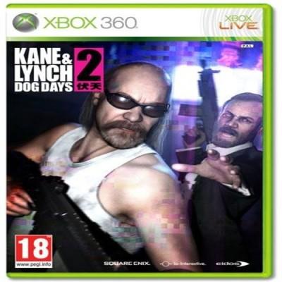 Kane & Lynch 2: Dog Days (Xbox 360 Edition)