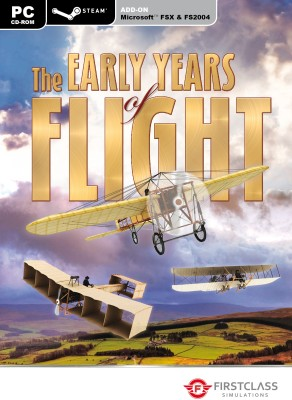 The Early Years of Flight (for FSX and FS2004)