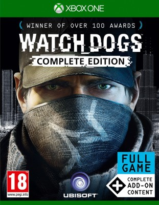 Watch Dogs (Complete Edition)(for Xbox One)