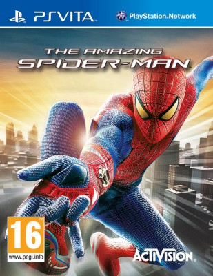 The Amazing Spider-Man(for PS Vita)