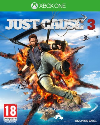 Just Cause 3(for Xbox One)