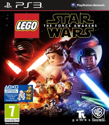 Lego Star Wars: The Force Awakens(for PS3)