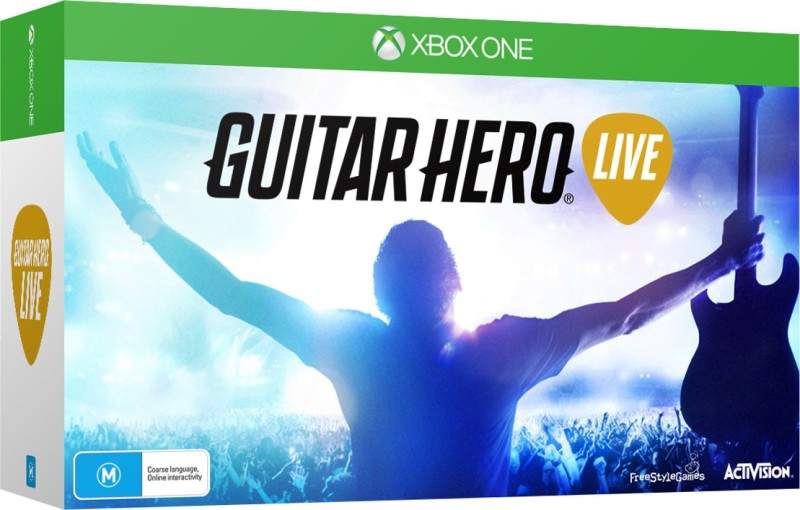 Guitar Hero Live Bundle(for Xbox One)