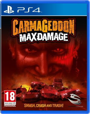 Carmageddon- Max Damage