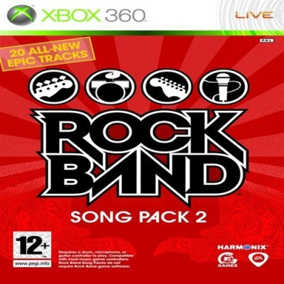 Rock Band Song Pack 2 (Xbox 360 Edition)