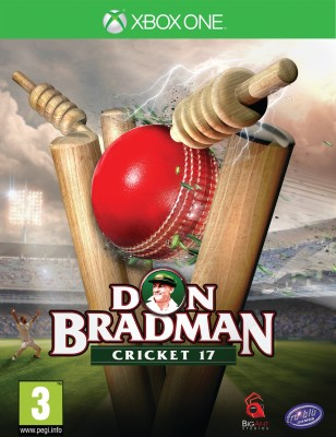 Don Bradman Cricket 17(for Xbox One)