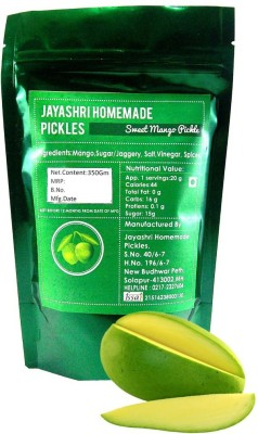 Jayashris Sweet Mango Pickle(Pack of 1)