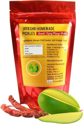 Jayashris Spicy Mango Pickle(Pack of 1)