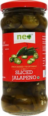 Neo Sliced Jalapeno Murabba(Pack of 1)