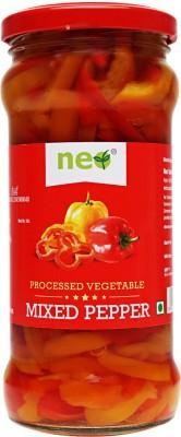 Neo Mixed Bell Pepper Murabba(Pack of 1)