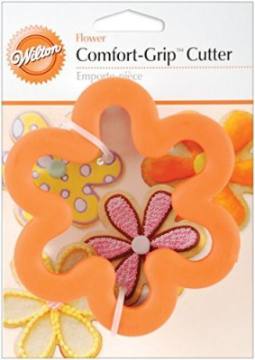 Wilton 2310-613 Single Mould Pie Crust Cutter Flower