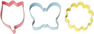 Wilton 2308-0948 Multi Mould Pie Crust Cutter Flower