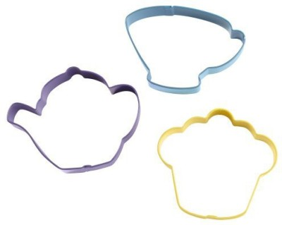 Wilton 2308-0092 Multi Mould Pie Crust Cutter Hearts