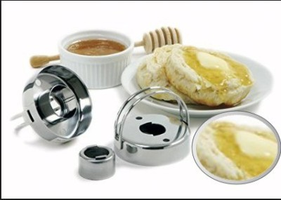 Norpro 3495 Single Mould Pie Crust Cutter
