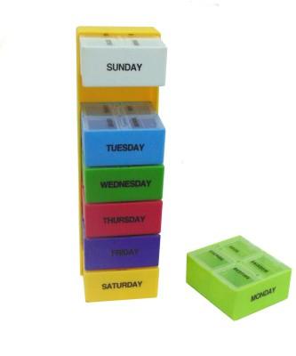 Aokeman 5 Pill Pill Box