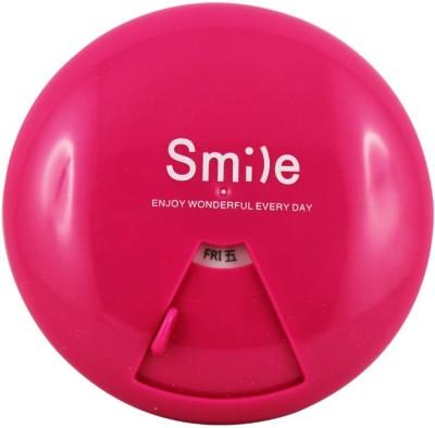 Kitchrun 7-day Pill Box(Pink)