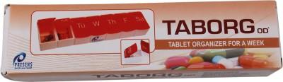 Presens 7 Day Pill Tablet Organiser a day