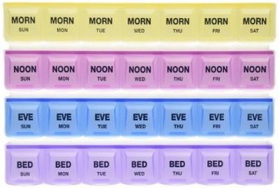 Goodbuy 7-DAY Pill box