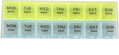 HealthMax 14-days Pill Pill Box Splitter