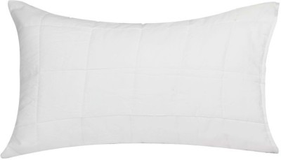 Just Linen Quilted Microfibre Filled Standard Size Pillow Protector(1)