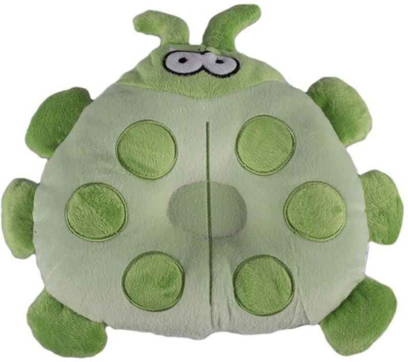 Mommas Baby Animal Decorative Cushion(Green)