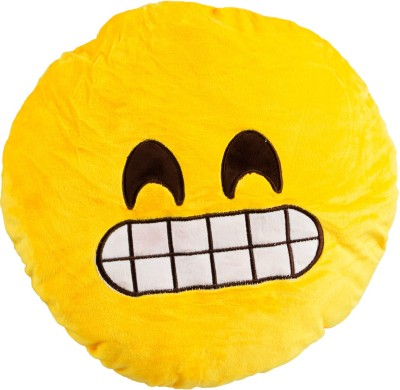 The Crazy Me Solid Decorative Cushion
