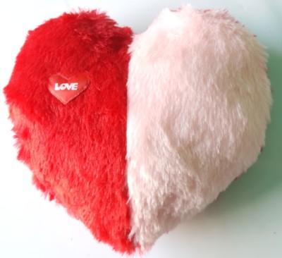 priya collections heart Decorative Cushion