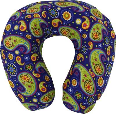 Magasin Paisley Pattern U -Shaped Memory Foam Neck Travel Pillow
