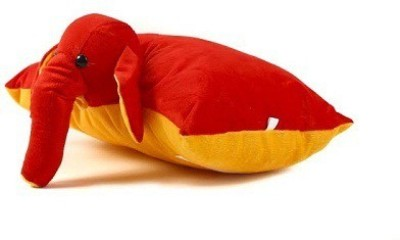 CHHOTE JANAB FOLDABLE ANIMAL FACE Bed/Sleeping Pillow