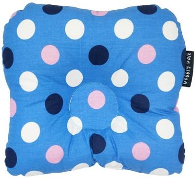 Wobbly Walk Polka Dots Bed/Sleeping Pillow