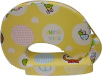 Advance Baby Cartoon print full Feeding/Nursing Pillow(Pack of 1, Yellow)