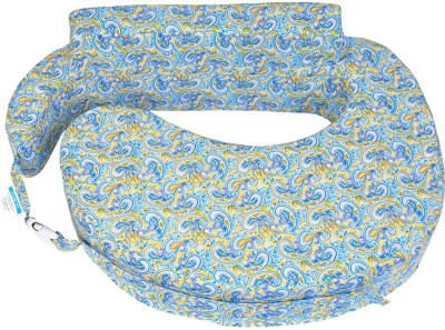 Comfeed Pillows by Nina Designer Collection Feeding/Nursing Pillow(Pack of 1, Blue)