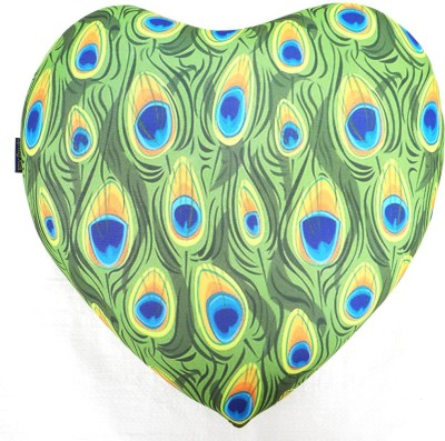 ORKA Heart Cushion Large Throw Pillow