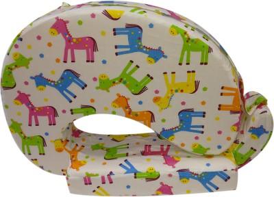 Advance Baby Jungle print full Feeding/Nursing Pillow(Pack of 1, Multicolor)