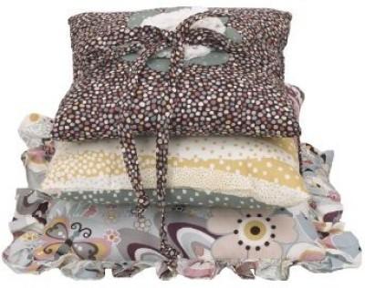Cotton Tale Designs Floral, Polka Back Cushion