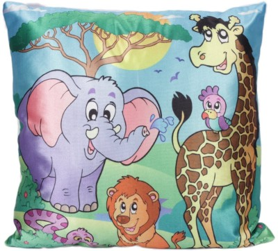 Kuddles Printed Throw Pillow