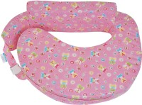 Comfeed Pillows by Nina Printed Feeding/Nursing Pillow(Pack of 1, Pink)
