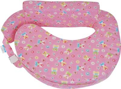 Comfeed Pillows by Nina Printed Feeding/Nursing Pillow(Pack of 1, Pink)