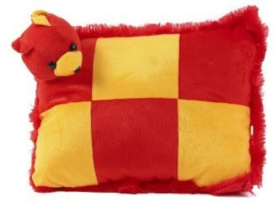 CHHOTE JANAB ANIMAL FACE Bed/Sleeping Pillow