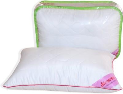 SleepRest Plain Bed/Sleeping Pillow