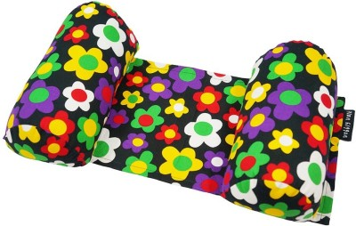 Wobbly Walk Floral Print Bed/Sleeping Pillow