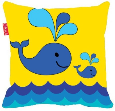 ORKA Floral Travel Pillow