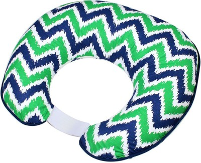 Bacati Geometric Feeding/Nursing Pillow(Pack of 1, Multicolor)