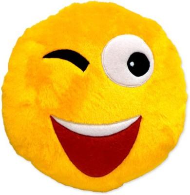 K-mart smiley Decorative Cushion