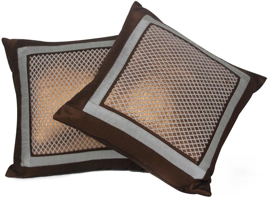 Furrball Self Design Decorative Cushion