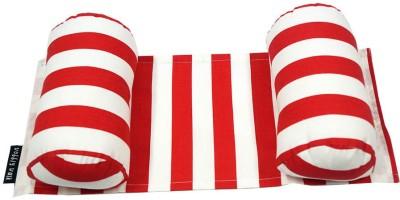 Wobbly Walk Stripes Body Pillow