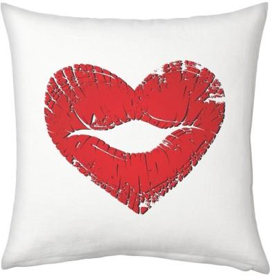 Jaipur Raga Printed Chair Cushion(Pack of 1, White)